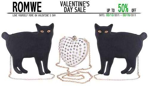 ROMWE Valentine's Day Sale