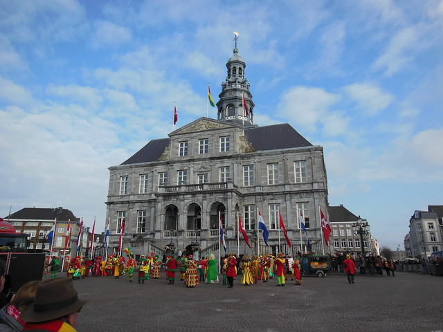 carnival in Maastricht