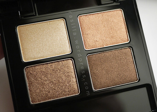 TBS 4 Step Smoky Eye palette
