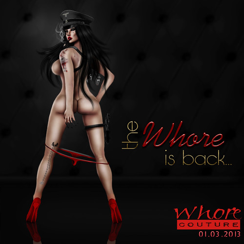 Whore Couture Fair 2013 Teaser