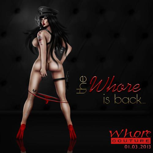 Whore Couture Fair 2013 Teaser