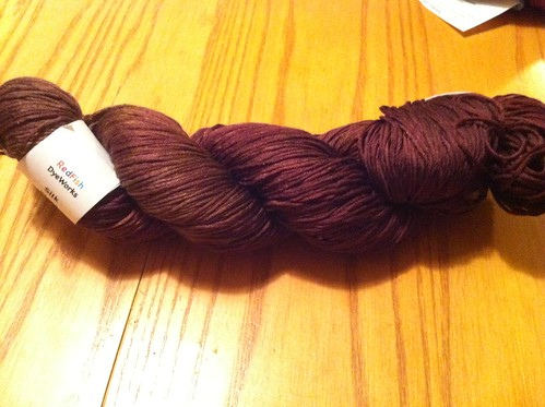 redfish silk floss