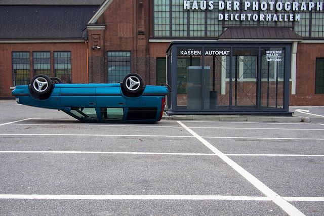 schlecht eingeparkt