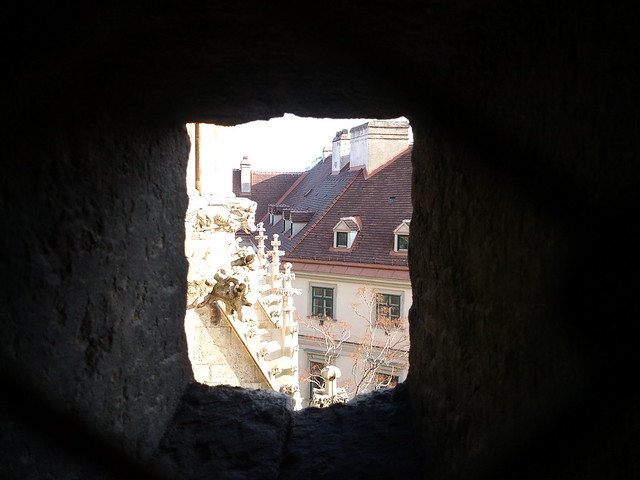 View from Stephansdom, Vienna 2013Feb (2)