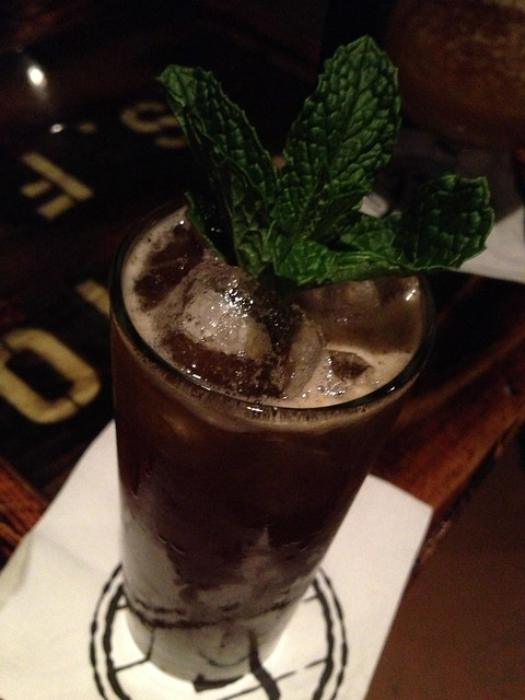 Jamaican planter's punch - Smuggler's Cove