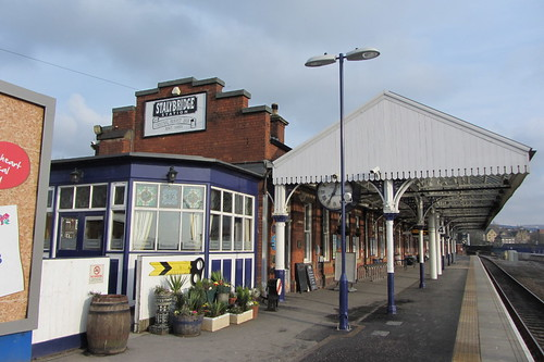 Stalybridge Station Buffet Bar