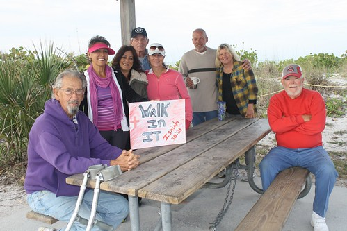 Englewood beach ministry walkers