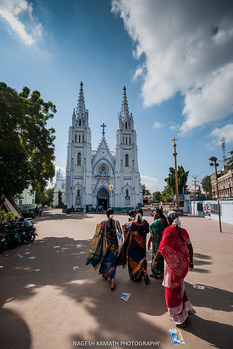St. Mary's Cathedral in Madurai