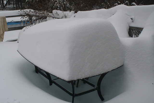 After Nemo: deck/table