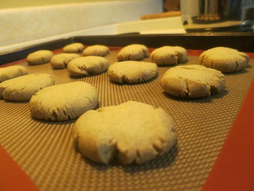 Ghee sandwich cookies