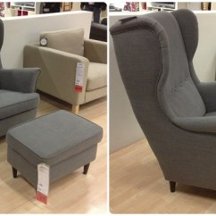 Strandmon Wing Chair Review Desk Armrest Love Of Sunshine Blog Archive In The Club
