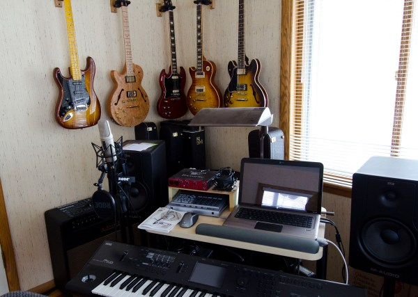 Home Studio Pics - Recording And Learn Master Community