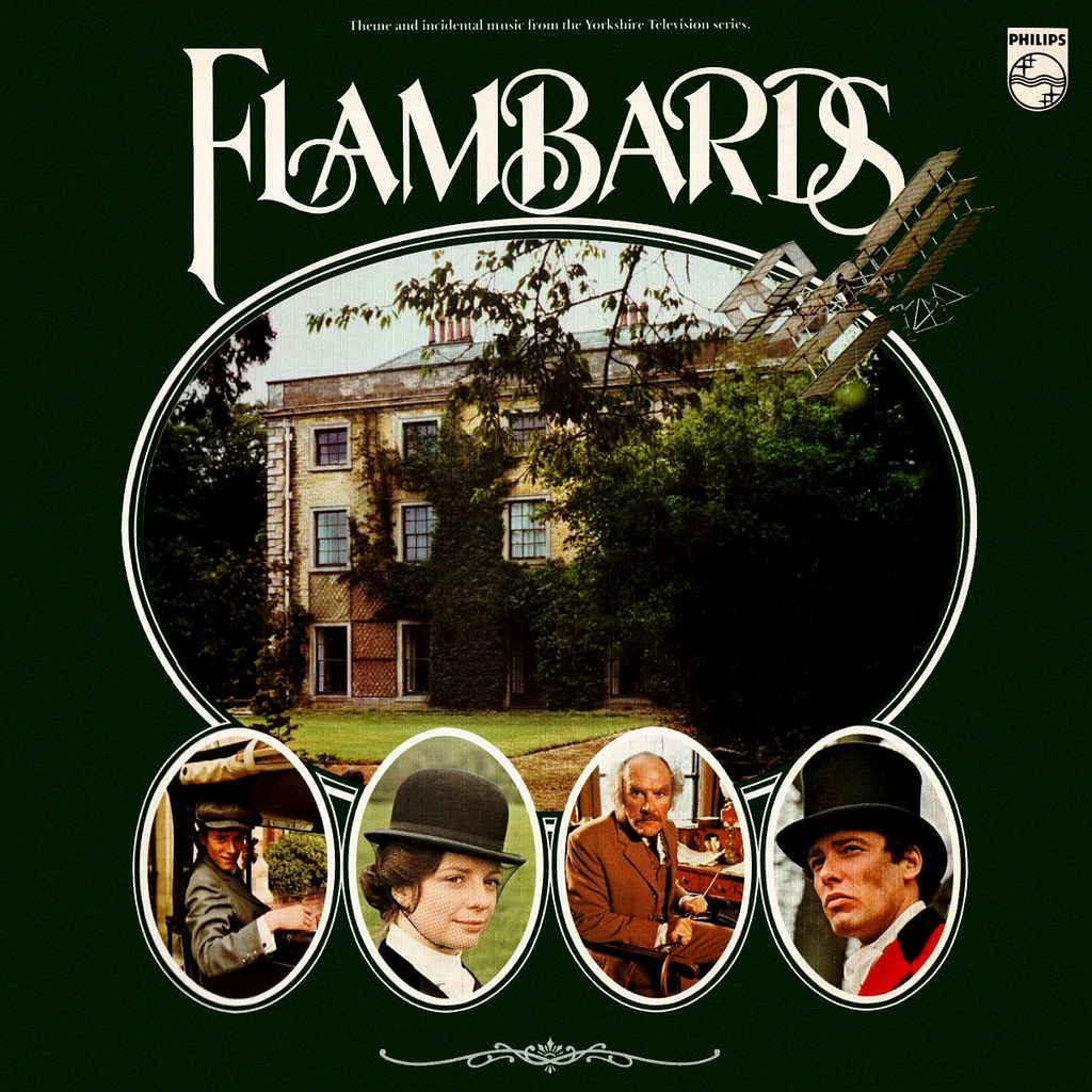 David Fanshawe - Flambards
