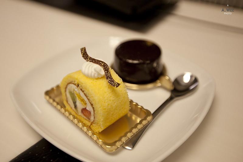 ANA Signature Dessert
