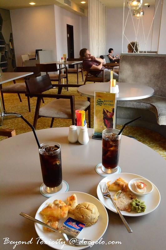 executive lounge, eastin hotel penang