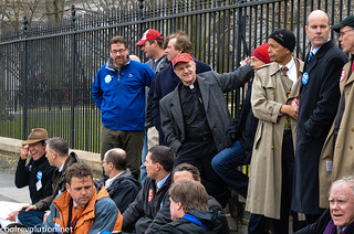 Civil Disobedience at the White House to stop Keystone XL