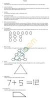 CBSE Class X: Maths - Puzzles