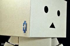 Big Scale Danboard Cardboard Assembling Kit Review (56)