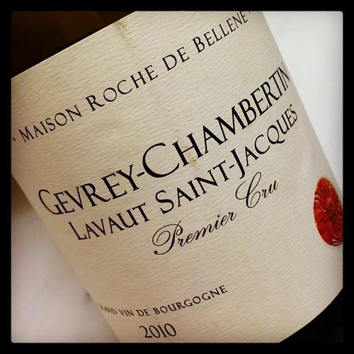Maison Roche de Bellene Gevrey-Chambertin Lavaut St.-Jacques