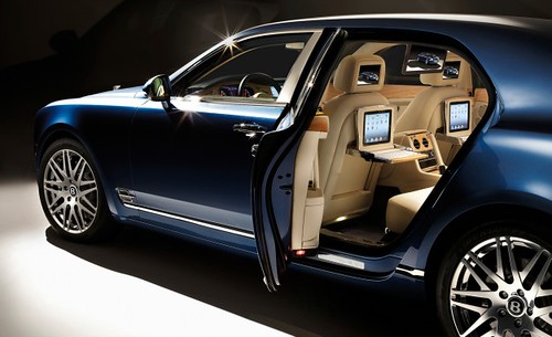 Bentley Mulsanne: Berlina de Super Lujo del Segmento F