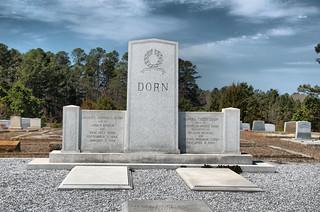 Dorn Grave in Troy