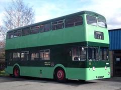 Leeds 331 - 1965 Leyland Atlantean PDR1/1 Weymann CUB331C ^ <