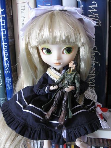 Cecily & Loki