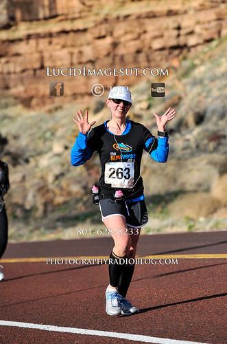 Zion Half Marathon 2013