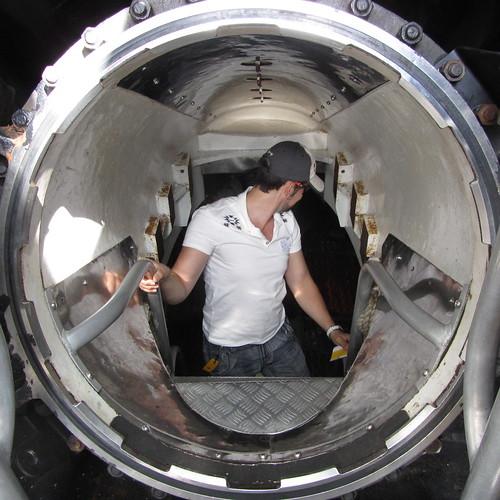 submarine entrance
