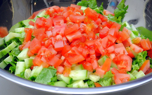 White House Salad from The Biggest Loser – Crazy Jamie