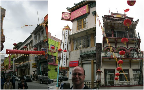exploring chinatown
