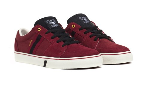 HUF_Pepper_Pro_Burgundy_Black_Ink_Pair