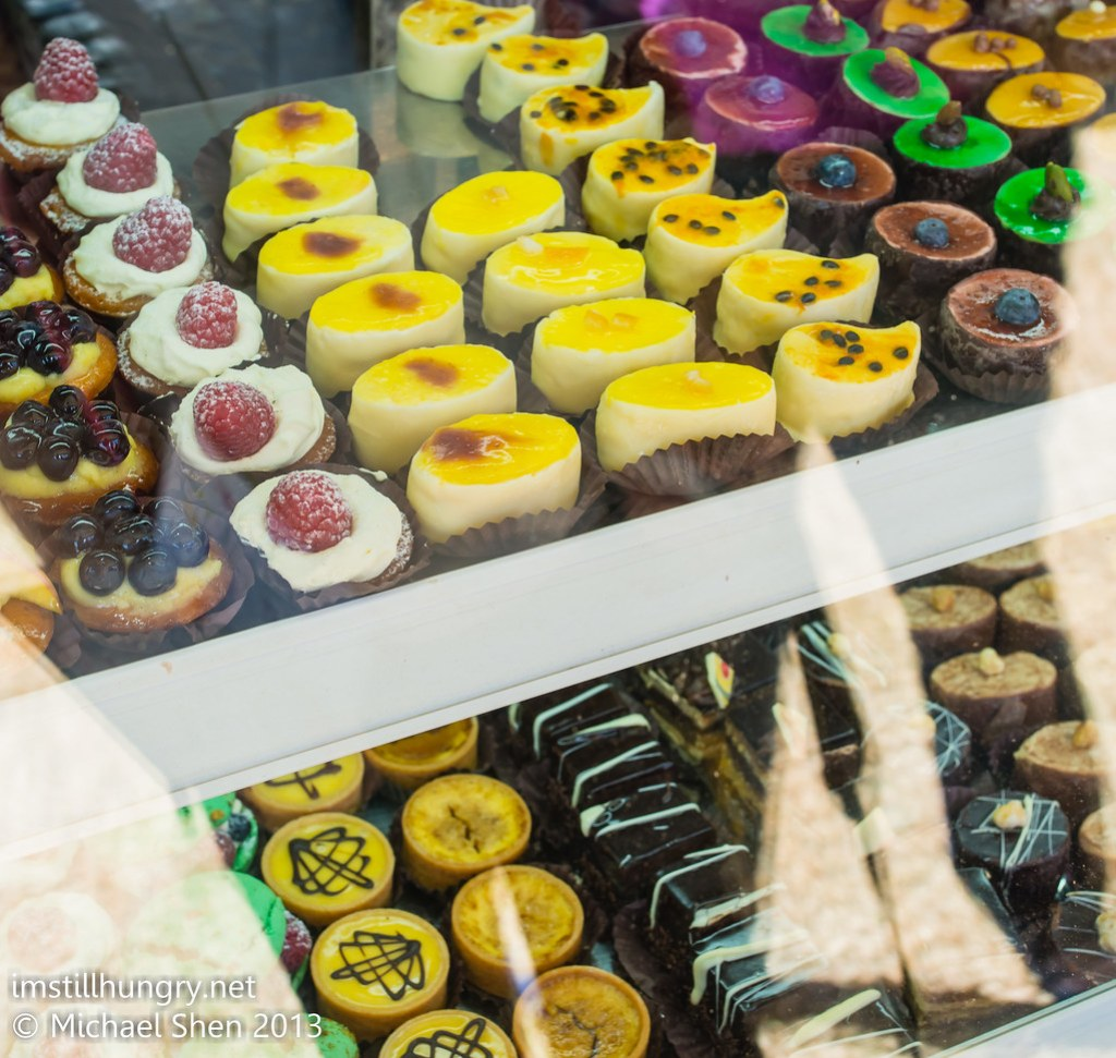 Taste of Sydney - cupcakes and sweets