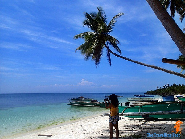 Paliton Beach - Fishing Village in Siquijor