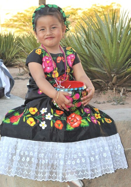 The Little Princess Oaxaca