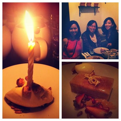 Day 95/365 (2013): Birthday Eve Celebrations