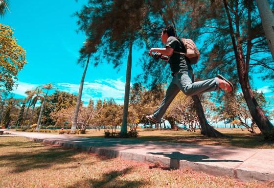 Gambar Edit Effect Infrared