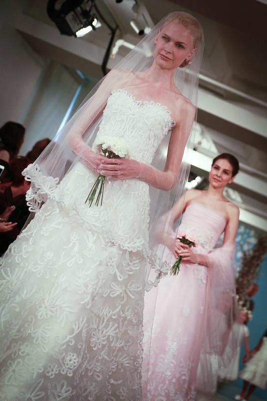 Oscar de la Renta Bridal 2014 - 264