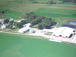 Groetsch Dairy – Aerial