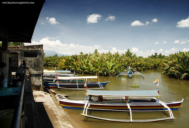 Vinzons Port Camarines Norte