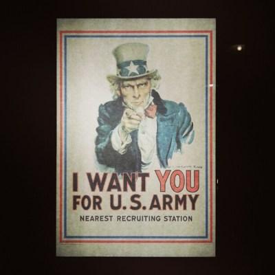 I want YOU #WashingtonDC