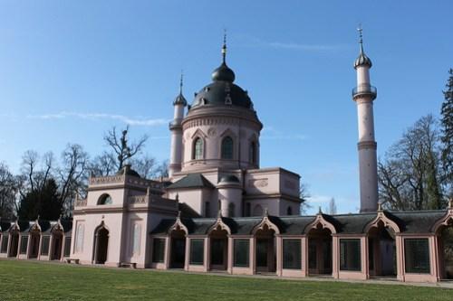 2013.03.09.118 - SCHWETZINGEN - Schwetzinger Schlossgarten - Rote Moschee