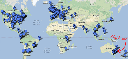 EDCMOOC map