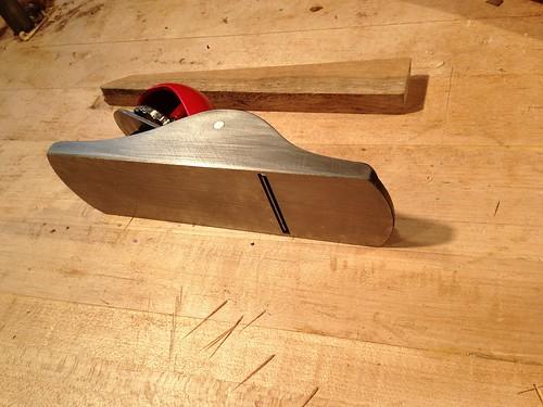 Craftsman block plane