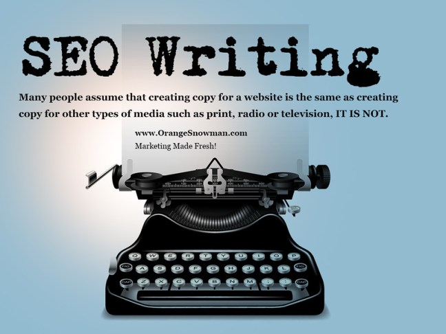 SEO Copy Writing Stuart FL