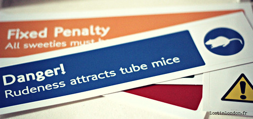 cheer up tube underground tickets