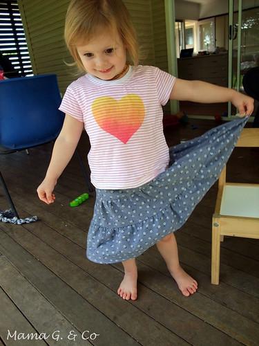 Tiered Skirt (9)
