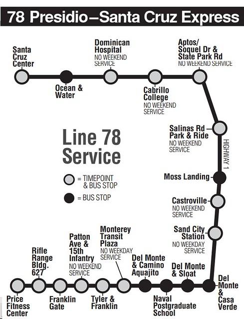 MST Route 78