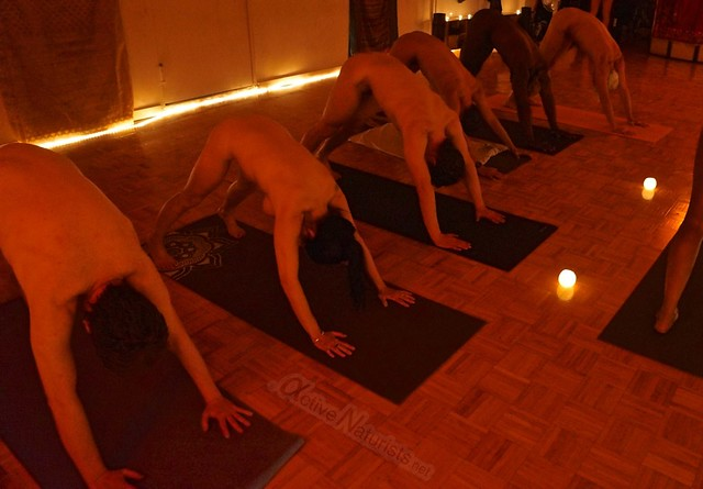 naturist 0000 Zensuality Yoga, New York, NY, USA
