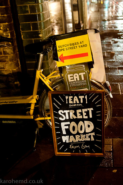 Eat Cambridge - Street Food Market